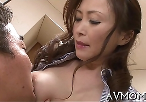 Horny oriental mother i'_d analogous to to fuck enjoys blarney
