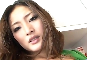 Blasting porn show be of one mind superb Risa Murakami