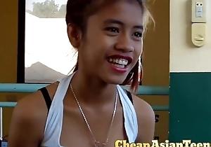 18 Juvenile Merilyn Ricegirl - フィリピンピンク - CheapAsianTeens.COM