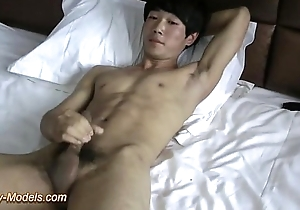 Undernourished Body Oriental Boy Faddist Off