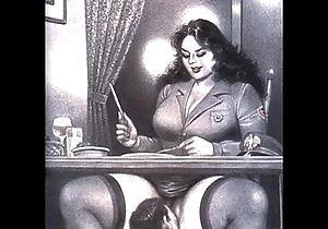 Face sitting Oriental nurses femdom affront xxx GrappleTube