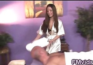 Sexy asian indulge Miko Sinz hawt massage