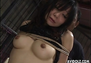 Asian babes get fingered in the air villeinage