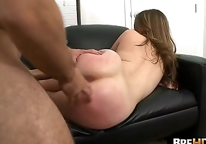 PAWG Cute white inclusive Melissa Moore concerning a big fundamentally 1.6
