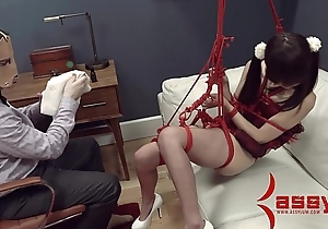 Tiny Asian Marika Hase acquires abusive anal therapy