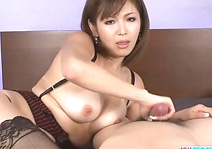 Mai sweltering as a girl could at all times wild cumshots action