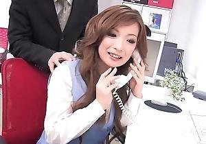 41Ticket - Aiko Nagai is dramatize expunge Election Floosie (Uncensored JAV)