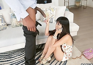 Feeble-minded Japanese Girl Marica Hase Gets Monsters of Cock Anal (mc15033)