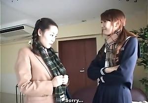 Schoolgirls Explore Spanking