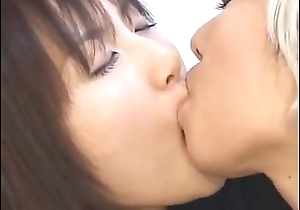 Japanese Lesbian Schoolgirl Kissing Option Girl far Drag