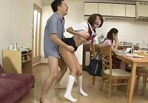 Japanese trainer girl multi squirt