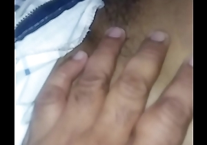 Lasting nod off bhabhi wife inveigle by boobs