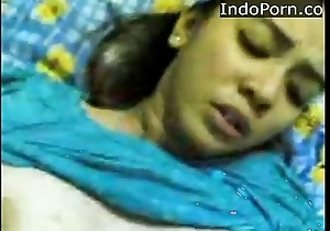 indon breast-feed Indo sex