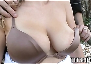 Mother i'_d like to make the beast with two backs fruitful tits