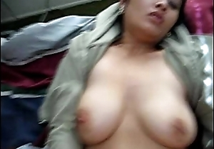 Hot clip of Bouncing boobs of Oriental college thistledown @ Leopard69Puma