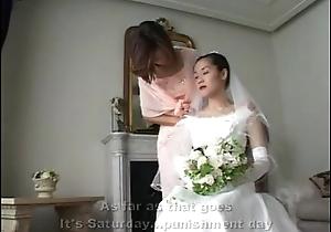 153 Thrashing be advisable for  June Bride