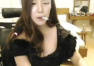 Frying Oriental Rave at Webcam Mollycoddle can&#039_t Stop Masturbating babes469.com